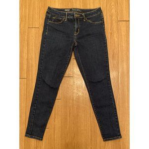 Mossimo Mid-Rise Jegging 8/29 Short Power Stretch